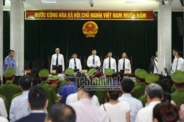 bầu Kiên; Nguyễn Đức Kiên; tuyên án