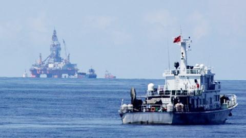 Biển Đông, Hoàng Sa, chủ quyền, giàn khoan, Hải Dương 981, kiểm ngư