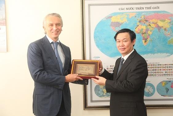 Việt – Nga thúc đẩy các dự án dầu khí lớn