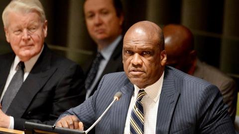 Chủ tịch Đại hội đồng LHQ ủng hộ VN về Biển Đông