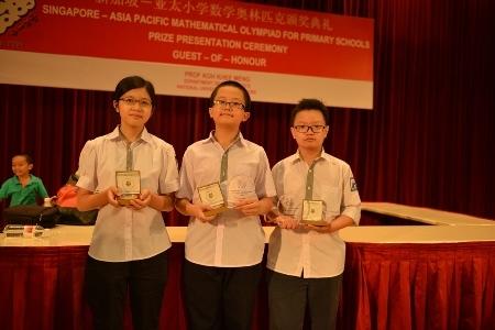 Việt Nam vào top 10 Olympic toán khu vực châu Á