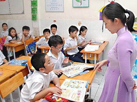 Giáo sư, Trần Văn Nhung, dạy học, tiếng Anh