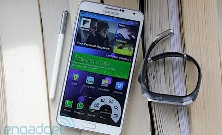 LG G Pro 2, Samsung Galaxy Note 3, giảm giá
