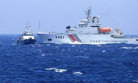 TQ, giàn khoan, Hải Dương 981, Biển Đông, chủ quyền, Hoàng Sa