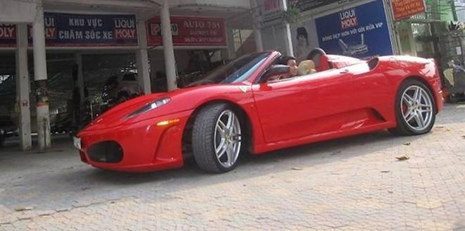 Siêu xe Ferrari được rao bán giá bèo ở Việt Nam