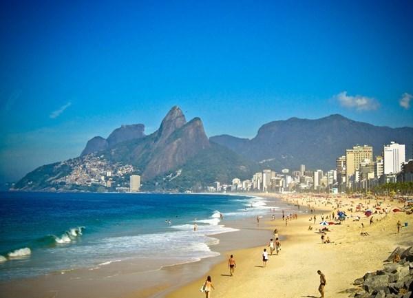 du lịch, Brazli, World Cup, đắt đỏ