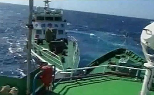 Ý đồ của Trung Quốc trong chiến dịch hạ đặt giàn khoan Hải Dương-981(I)
