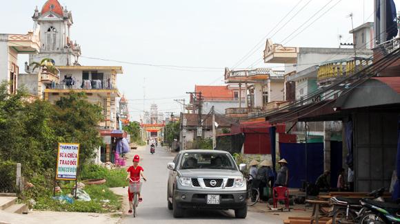 đào-vàng, tỷ-phú, ngôi-làng, bí-ẩn, Giao-Thịnh, Nam-Định, làm-giàu