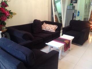 Cận cảnh nội thất đơn giản bên trong nhà Phi Thanh Vân