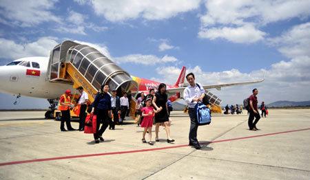 VietjetAir xin lỗi khách vì sự cố đáp nhầm sân bay