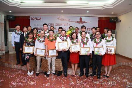 Vinh danh cựu sinh viên Topica thành công nhất 2014