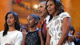 Obama chia sẻ bí quyết làm cha hiền