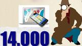 """14.000 điện thoại đã bị """"moi ruột"""" như thế nào?"""
