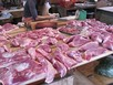 Thịt gia súc, gia cầm có nguy cơ gây bệnh tả cao