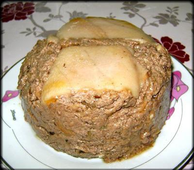 Hỏng đường ruột vì ăn pate 'bẩn'