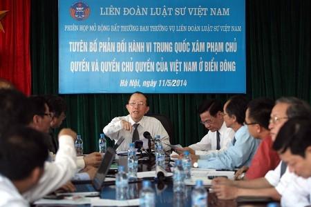 Luật sư VN tiếp tục đề nghị kiện TQ