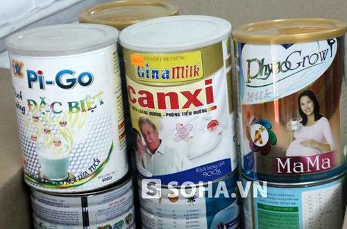 sữa cao cấp, sữa trung quốc, sữa giả, thực phẩm, an toàn thực phẩm, sức khỏe