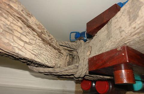 Khúc gỗ 700 năm dưới đáy sông, tiền tỷ không dám bán