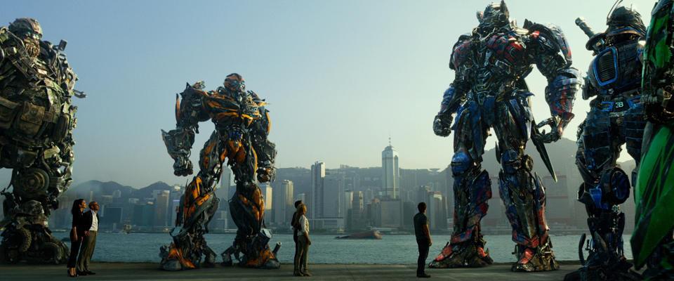 Transformers 4, bom tấn, michael bay