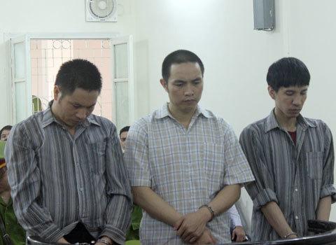 đường dây, lừa đảo, muaban24.vn, lĩnh án, Hà Nội