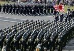 Khi Nhật Bản thể hiện vai trò quân sự mạnh mẽ