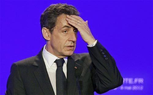 Cú sốc của Sarkozy