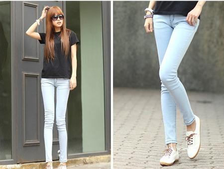 mix đồ, quần jean
