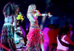 Shakira hát 'La La La' trong chung kết World Cup