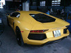 Lamborghini Aventador đầu tiên ở VN ra biển trắng tứ quý 9