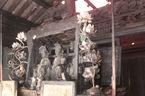 Lửa thiêu rụi Di tích lịch sử Quốc gia