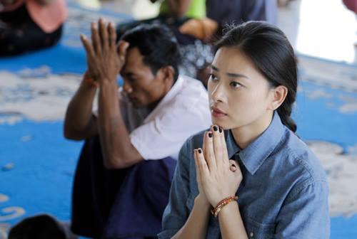 Ngô Thanh Vân, đả nữ, hình xăm