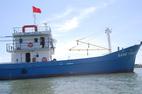 """Tàu vỏ thép """"khủng"""" của ngư dân Đà Nẵng"""