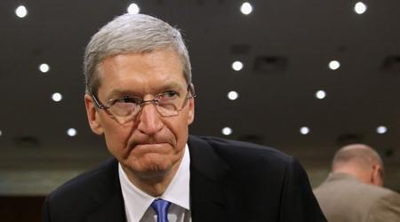 Tim Cook, Steve Jobs, Apple