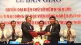 VNPT chính thức chuyển giao MobiFone về Bộ TT&TT