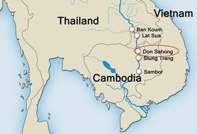Điều chỉnh dự án Sahong, cứu đồng bằng Cửu Long