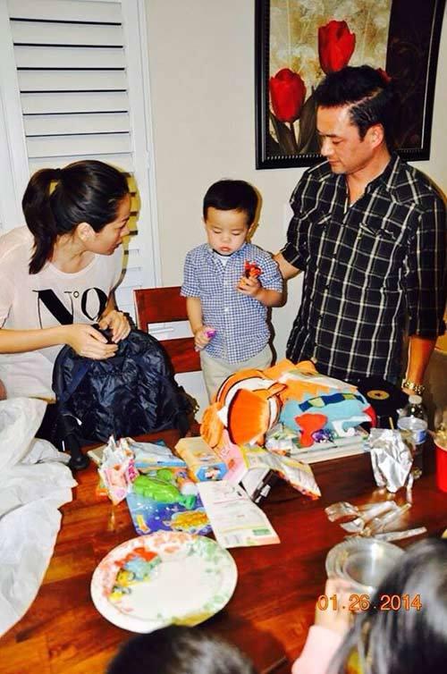 Paula Trang, siêu mẫu, ly hôn