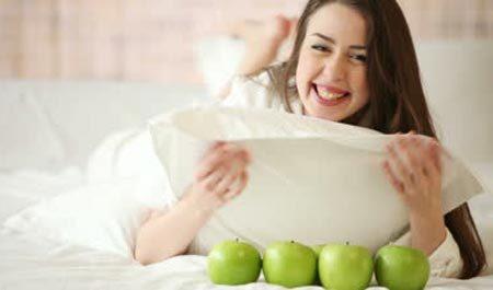 Ăn táo giúp tăng cường ham muốn ở phụ nữ