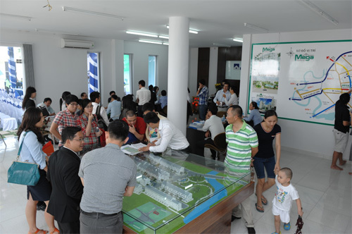 Nhà Lý Hùng: Đại gia BĐS đáng nể đất Sài Thành
