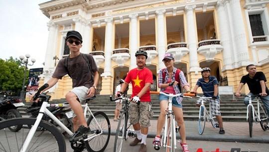 Nhà giàu Việt Nam phải biết chơi xe đạp
