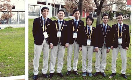 VN giành 3 huy chương Vàng Olympic Toán quốc tế