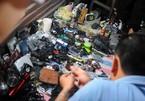 Những chợ đồng nát nổi danh ở Hà thành