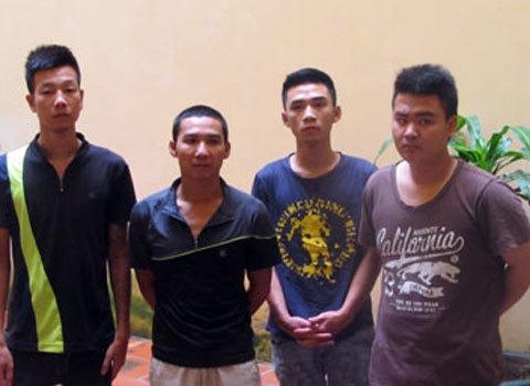 Phá ổ cá độ bóng đá tiền tỷ ở Hà Nội