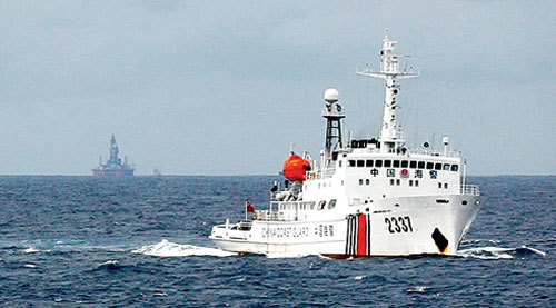 TQ 'chia ô bàn cờ' ở Biển Đông