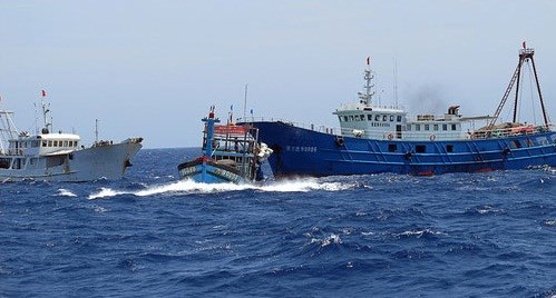 75 ngày giàn khoan phi pháp trong vùng biển VN