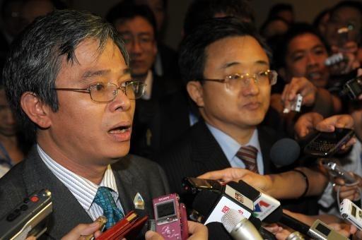 Phạm Quang Vinh, ngoại giao, ASEAN, Biển Đông