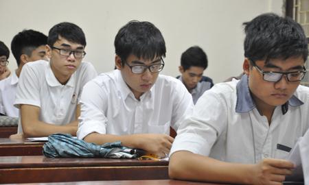 kỳ thi quốc gia, Giáp Văn Dương
