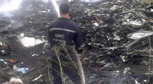 Ukraina, MH17, máy bay, xung đột, đổi chiều