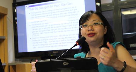 Một người Việt trẻ cho lịch sử đối thoại với ký ức