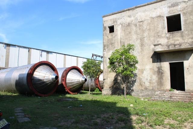 Nhà máy bia trăm tỷ thành... bãi chăn thả bò