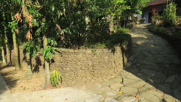 Nhà cổ, ngõ đá, sông đá, Tiên Cảnh, Quảng Nam, kiến trúc